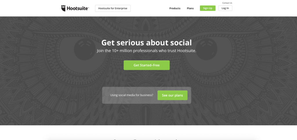 Hootsuite allows you to automate twitter