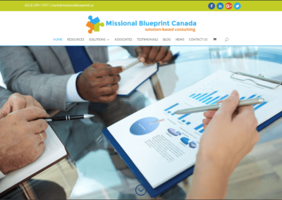Missional Blueprint Canada