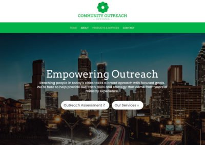 Community Outreach Systems