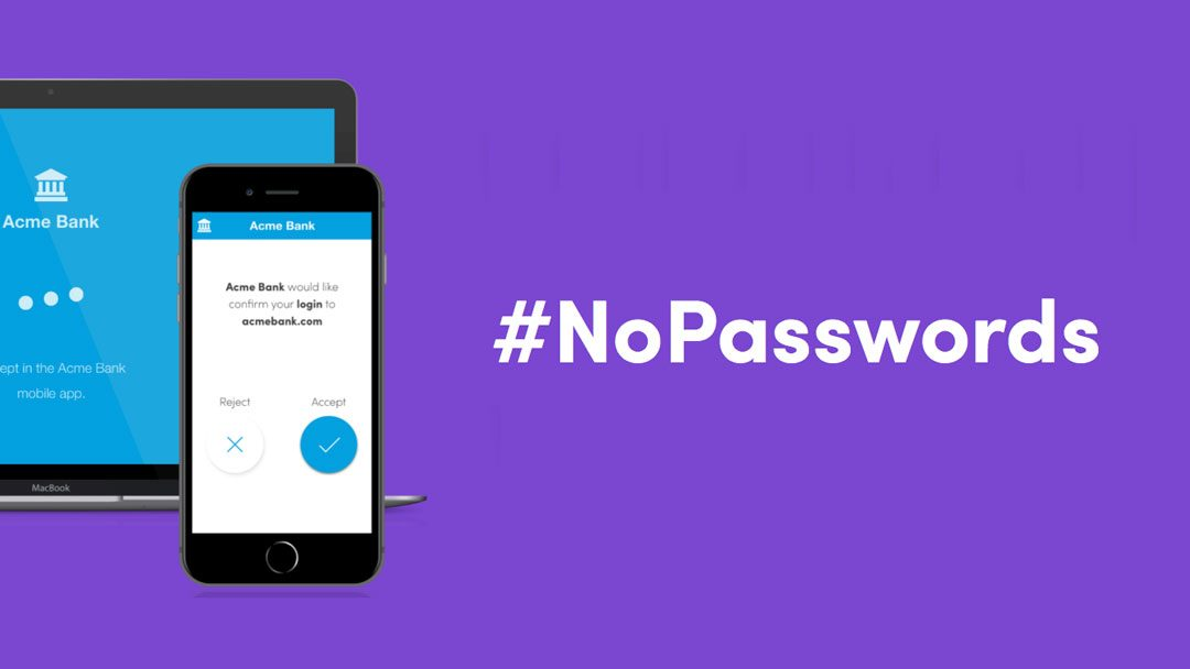 Passwords Are A thing of the past