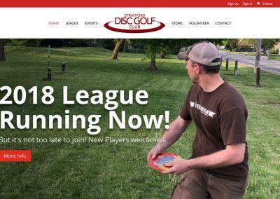Stratford Disc Golf Club