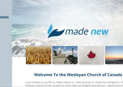 The Wesleyan Church of Canada