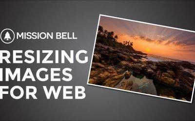 Optimizing Images for Web